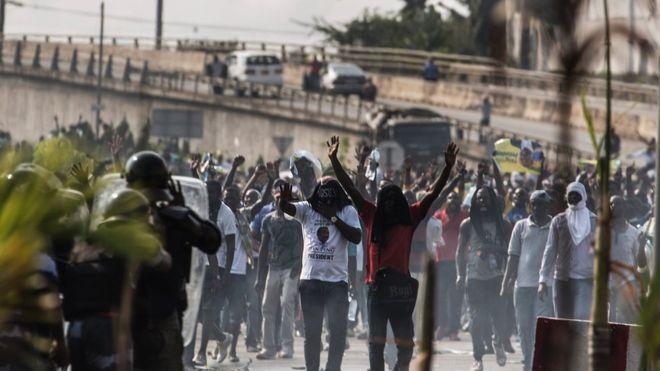 """Gabon : Jean Ping estime que """"le peuple gabonais ne mérite pas ça"""""""