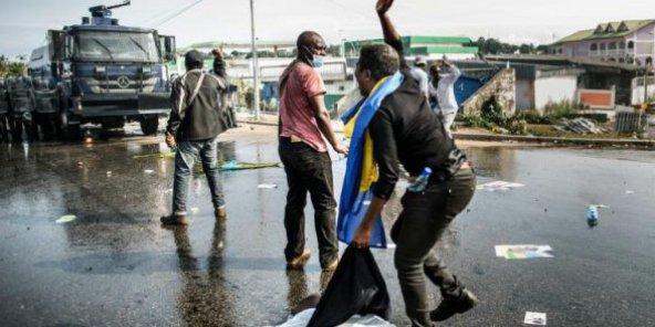 Le silence des chefs d'État africains sur les élections et les heurts au Gabon