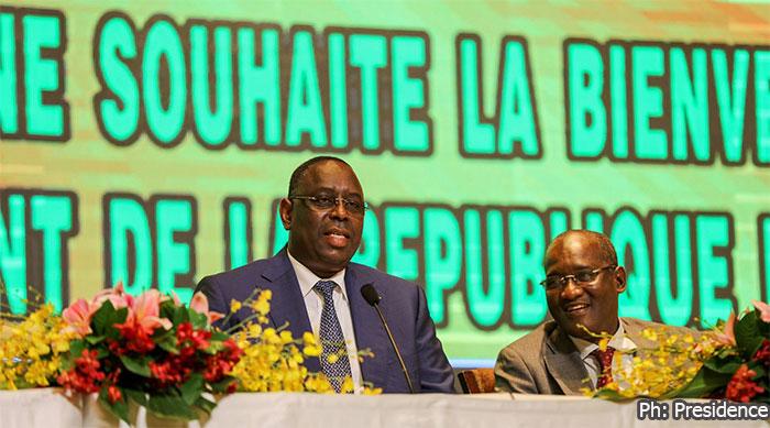 La Chine pourrait devenir le premier partenaire commercial du Sénégal, selon Macky Sall