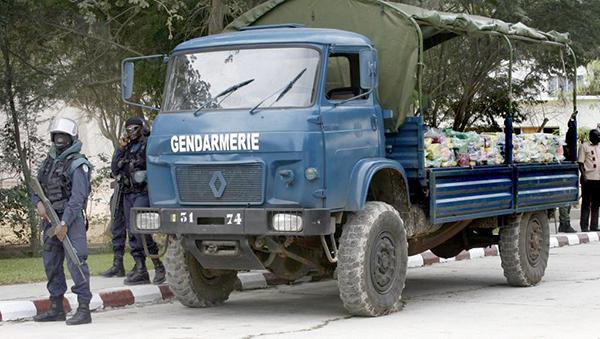 ÉVASION À LA BRIGADE DE GENDARMERIE DE GUINGUINÉO - Deux dealers prennent la clef des champs