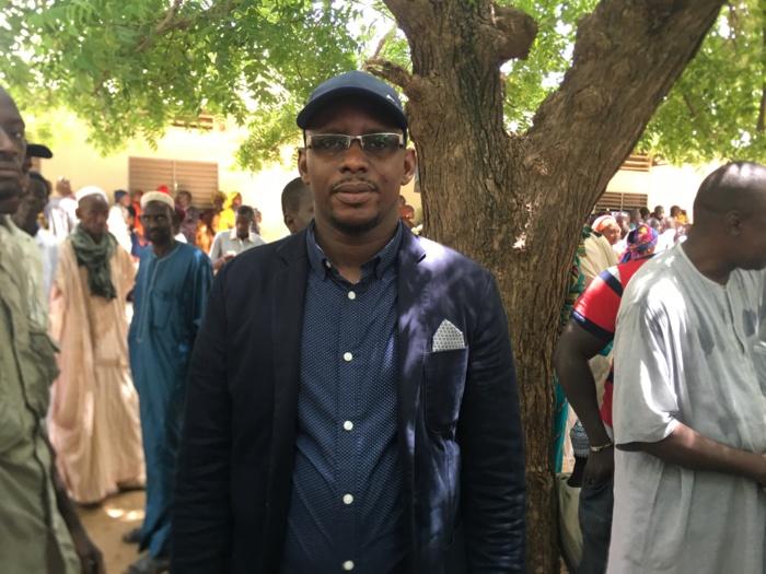 """Moustapha Diop, maire de Louga : """" Notre leadership à Louga est incontestable """""""