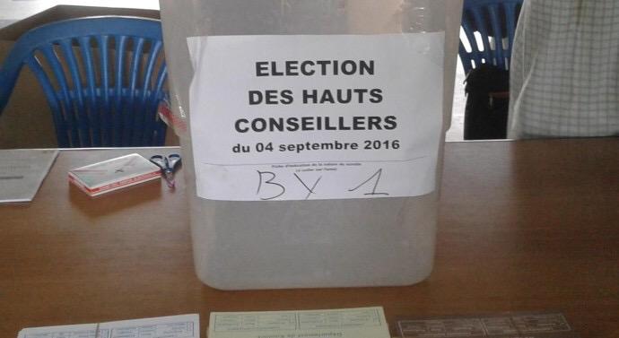 HCCT : La CENA juge le déroulement du vote satisfaisant