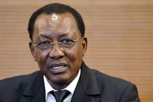 Gabon : Idriss Déby réaffirme la disponibilité de l'UA à trouver une solution