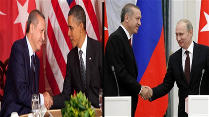 La proposition d'Erdogan à Poutine et Obama