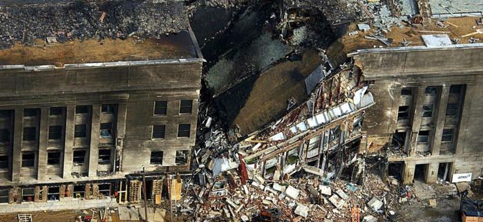 L'attaque du Pentagone, le crash souvent «oublié» du 11 septembre 2001