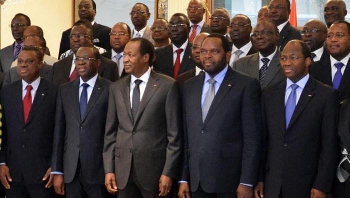 BURKINA FASO : Tous les anciens ministres de Compaoré convoqués à la gendarmerie