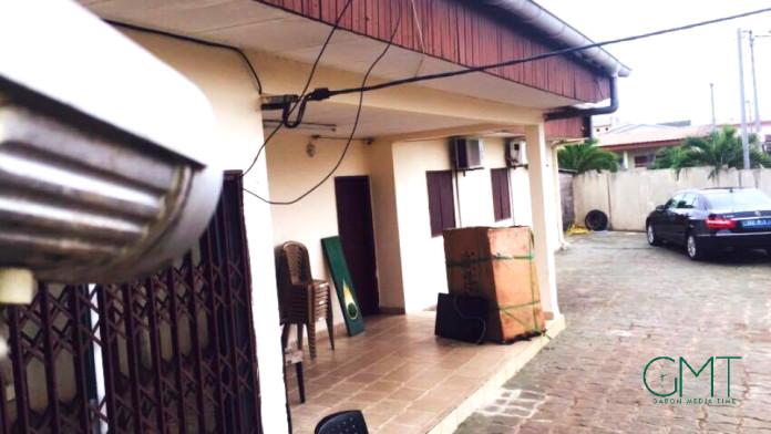GABON : La résidence du ministre démissionnaire Séraphin Moundounga vandalisée