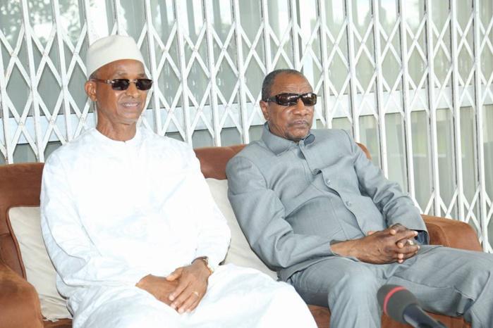 Guinée : Le geste touchant du Président Condé envers son opposant Cellou Dalein Diallo qui a perdu son grand frère