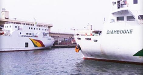 Arrêt des bateaux Aguène et Diambogne : La Cosama évoque un principe de précaution mais n'avance pas de date