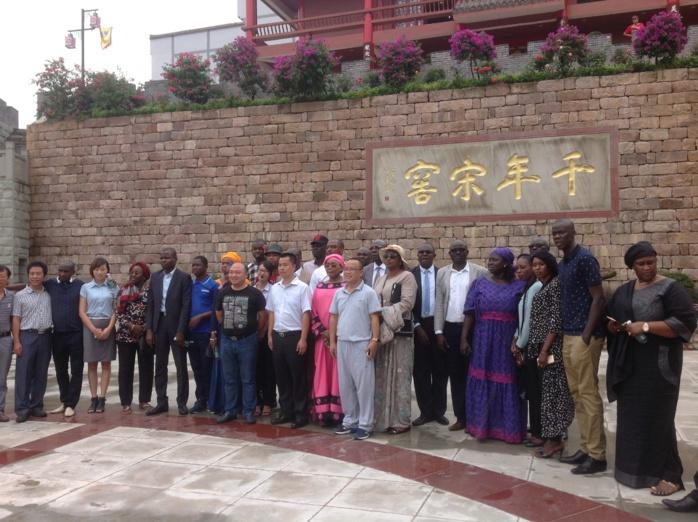 CHINE : Partage d'expérience entre une délégation de l'APR et le parti communiste chinois