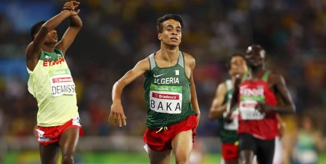 Le 1500 m paralympique plus rapide que celui des valides à Rio