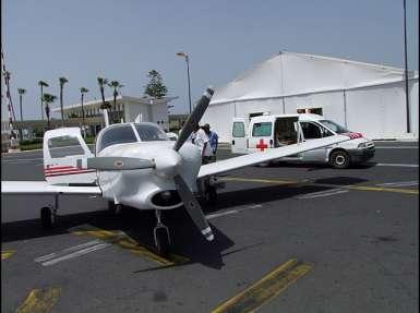 Sous exploité : L'avion de secours sanitaire déserte le Sénégal