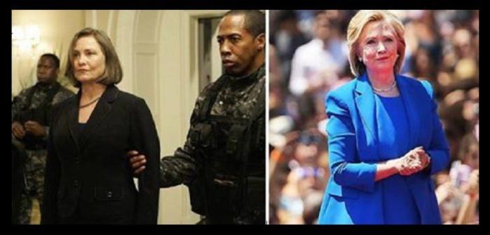 24h Chrono : De Barack à Hillary, une série prophétique?