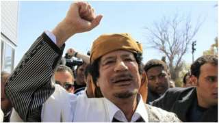 Assassinat de Khadafi : La vérité éclate enfin