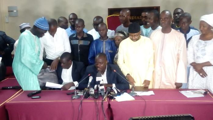 L'opposition se bouge : « Wattu Senegaal» annonce une marche le 14 Octobre et une conférence de presse de tous les leaders le 20 Septembre