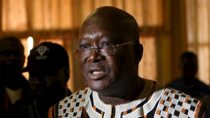 Burkina Faso: le président Kaboré ordonne des poursuites contre Isaac Zida