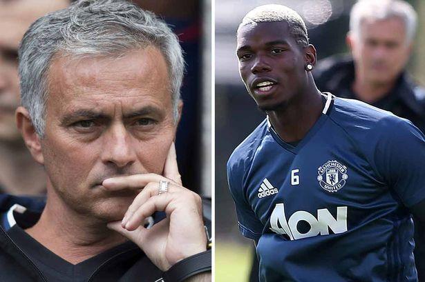Ça chauffe déjà pour Mourinho et Pogba