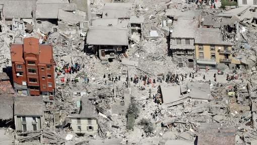Le bilan du séisme italien s'alourdit encore