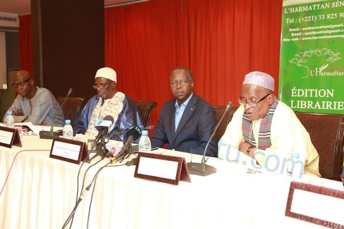 Les images de la cérémonie de dédicace du livre « Macky : Un destin »  à l'hôtel Terrou-Bi de Dakar