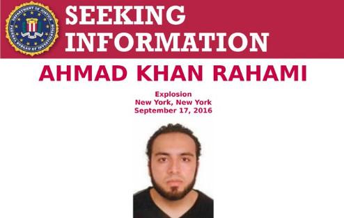 Le suspect de l'attentat de New York identifié