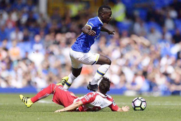 Idrissa Gana Guèye, le « monstre » de l'entrejeu qui enflamme Everton
