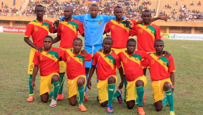 Des supporters sénégalais s'interrogent sur l'âge réel du Syli cadet