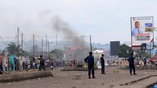 Cinquante morts à Kinshasa, selon l'opposition