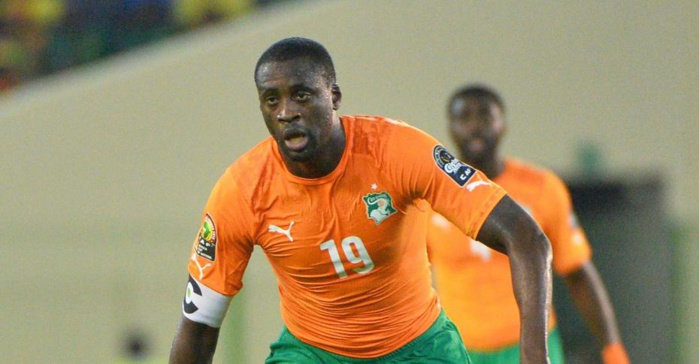 CÔTE D'IVOIRE : YAYA TOURÉ PREND SA RETRAITE INTERNATIONALE