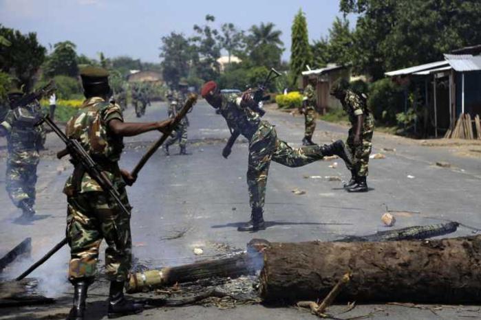 """L'ONU craint un """"génocide"""" au Burundi, de possibles """"crimes contre l'humanité"""""""