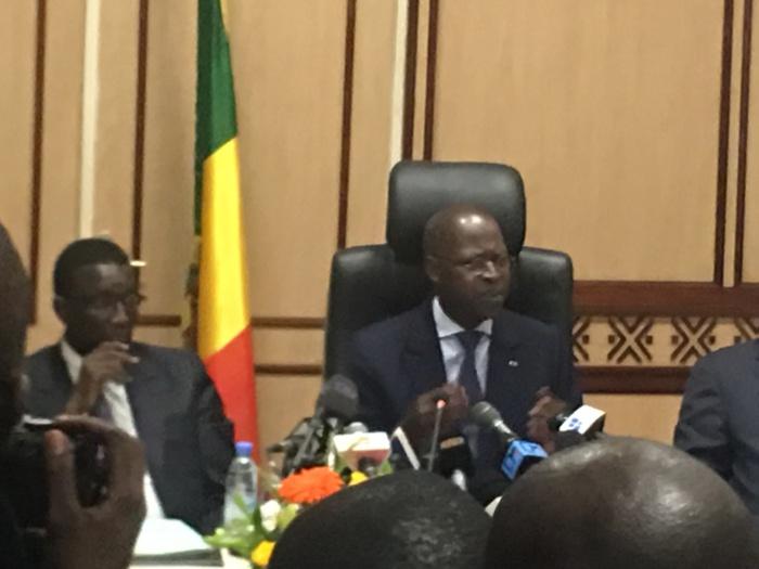 Le Premier ministre Mahammed Boun Abdallah Dionne revisite l'histoire du Pétrole au Sénégal