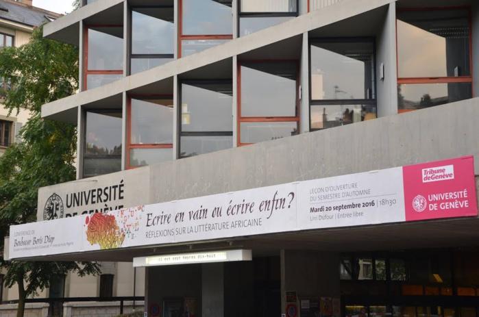 Lancement d'un nouveau Master en études africaines à l'Université : L'Afrique et son intelligentsia à l'honneur à Genève.