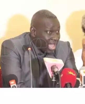 """Me Amadou Dialy Kane : """" Le surpeuplement en prison est causé par le nombre abusif de mandats de dépôt """""""