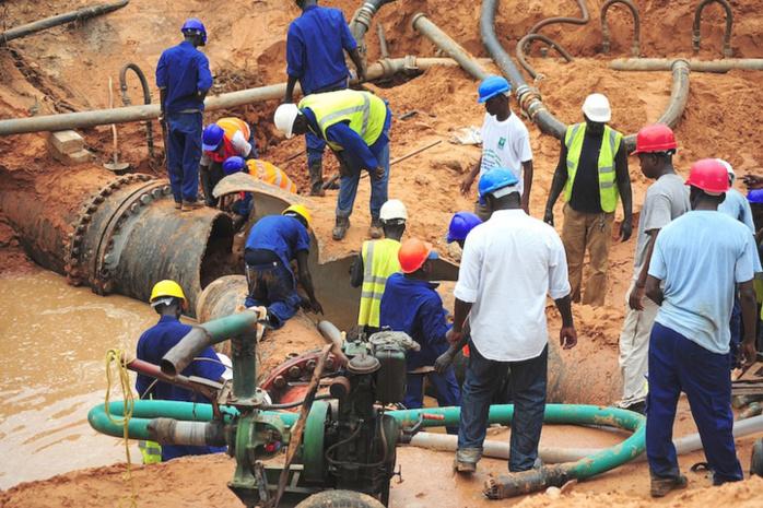 Keur Momar Sarr : 60 milliards Fcfa pour sécuriser l'approvisionnement en eau potable des populations