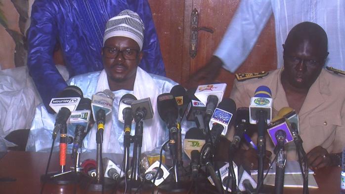 """CRD DU GRAND MAGAL - """" Le Président a donné des instructions fermes sur la question des inondations à Touba """" (Serigne Bass Abdou Khadre)"""