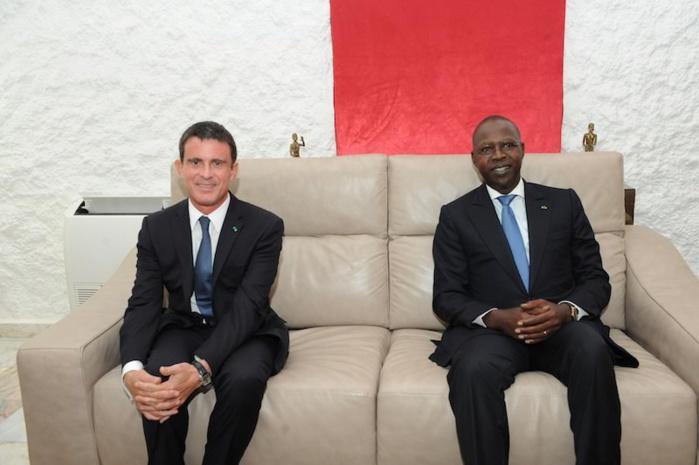 Paris s'engage pour la stabilité et la sécurité du Sénégal