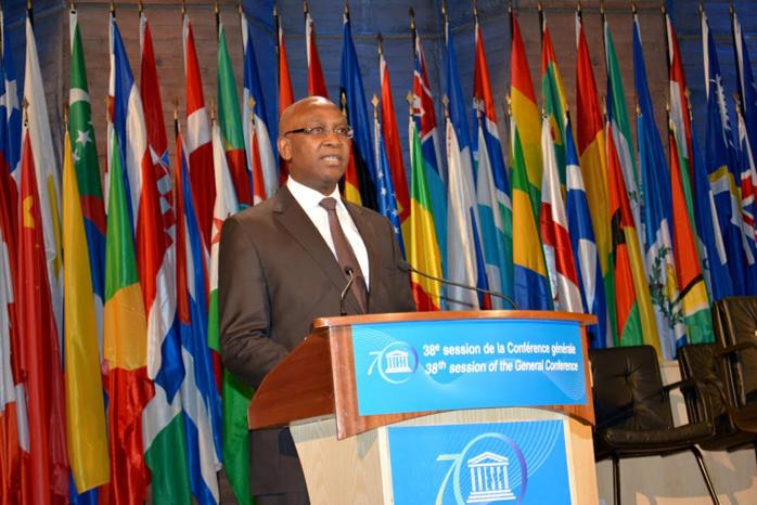 Groupe consultatif pour le Rapport 2018 sur le développement du monde : Serigne Mbaye THIAM coopté dans un groupe de 8 personnalités