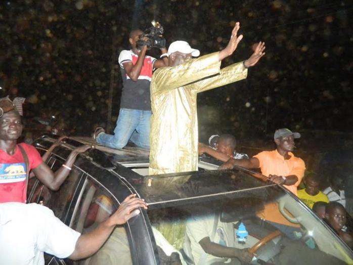 ORKADIÉRÉ - Abdou Karim Sall entre démonstration de force et retrouvailles