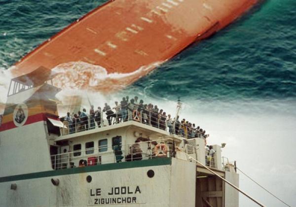 Naufrage du bateau le « joola » :  26 septembre 2002- 26 Septembre 2016, 14 ans déjà