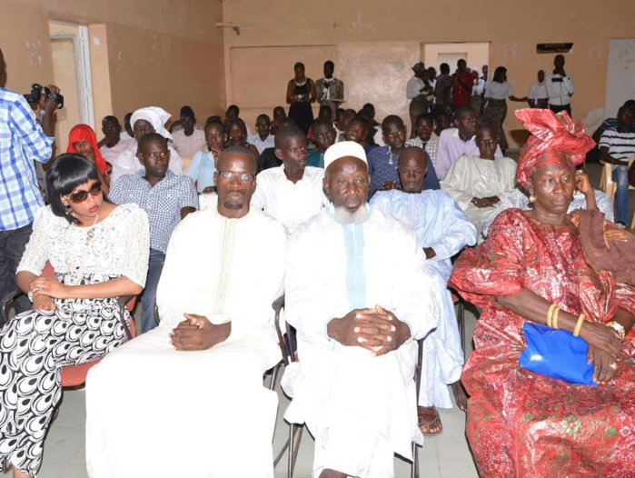 A Louga, Maodo Malick Mbaye revisite l'histoire de l'engagement des jeunes au Sénégal