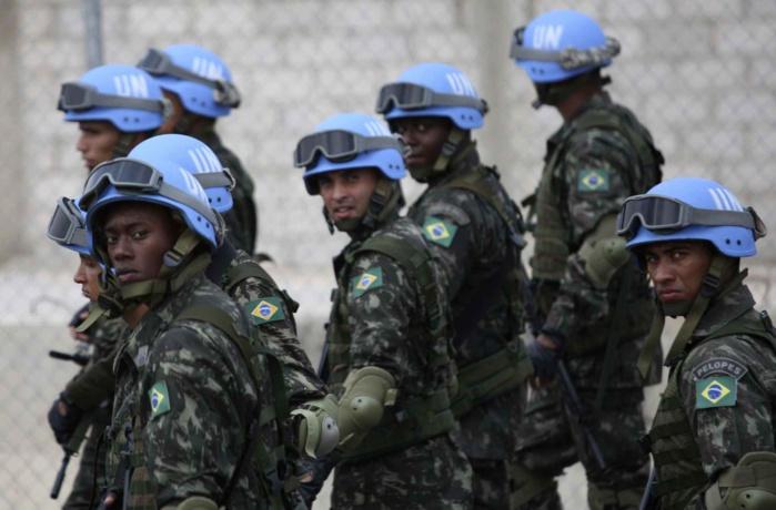 Abus sexuels dans les zones de conflit : 44 accusations d'abus sexuels commis par des casques bleus recensés en 2016