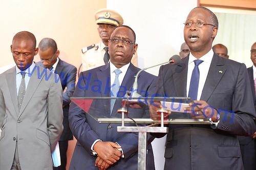 INVESTITURE DE ALI BONGO : Macky Sall sera représenté par le Premier ministre