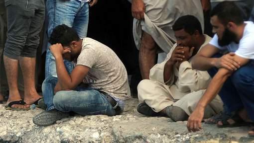 Le bilan du bateau de migrants renfloué monte à 184 morts