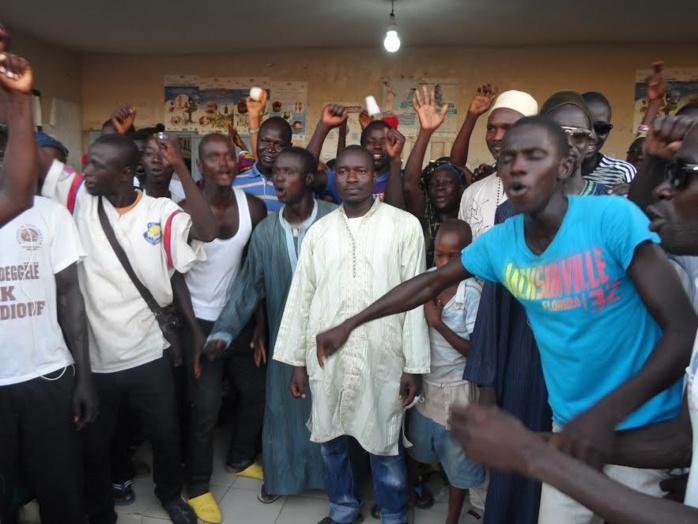 AGRESSION, MENACES DE MORT ET DÉTOURNEMENT - Le maire de Mbar répond par une contre-manifestation