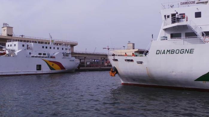 Des techniciens coréens attendus en octobre pour la réparation des navires Aguène et Diambogne