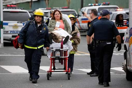 Un mort confirmé dans l'accident de train près de New York