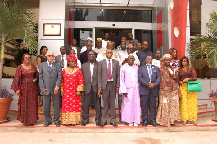 Bonne gouvernance des ressources minérales : Mamadou Lamine Diallo porté à la tête du réseau Parlementaire de l'Afrique de l'Ouest
