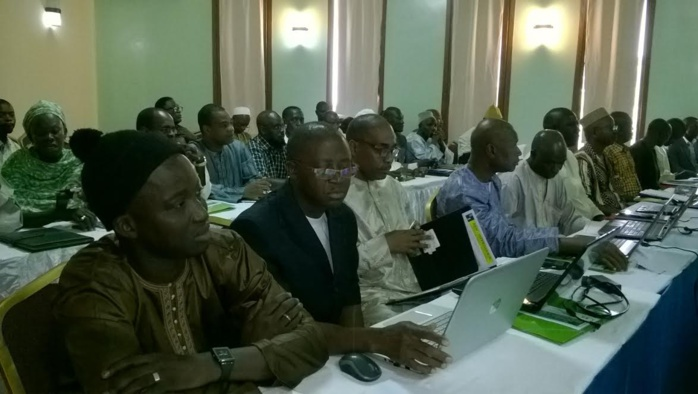 Les images de l'atelier sur les chambres agricoles organisé par Moustapha Lo Diatta Secrétaire d'Etat à l'Organisation et à la Mutualisation des Organisations paysannes sous la présidence du ministre Papa Abdoulaye Seck