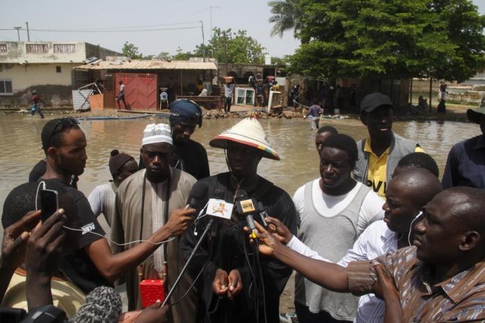 INONDATIONS A TOUBA - Serigne Modou Kara dépêche « 313 soldats de Bamba »