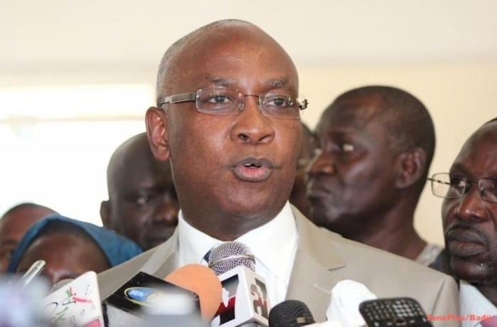 Pétition pour le départ des ministres socialistes du gouvernement : Serigne Mbaye Thiam recadre la Jds