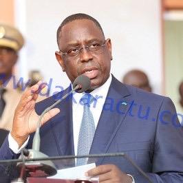 MACKY SALL CLÔT LE DÉBAT :  «Il n'y a pas de patron de l'Apr à Dakar!»